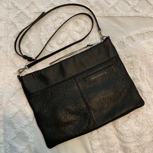 Sanctuary Leather Tasseled Crossbody